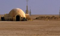 Near a Moisture Farm of Tatooine