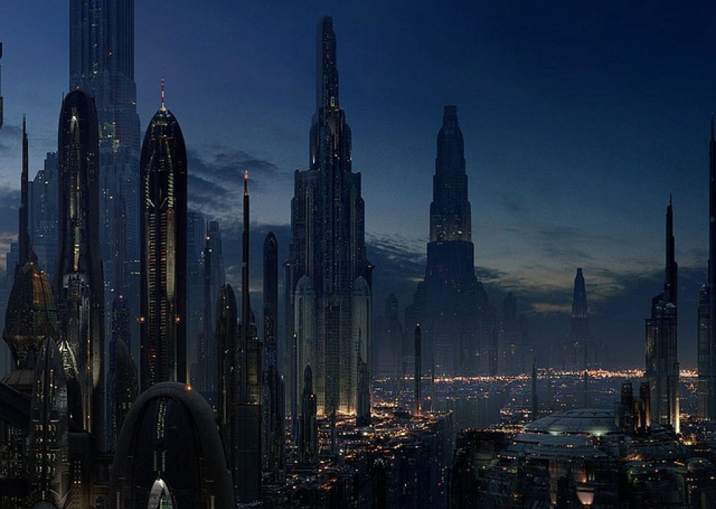 The Undercity Of Coruscant Audio Atmosphere